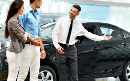 Покупка б/у автомобиля в салоне и с рук logo